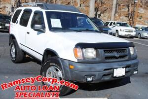 2001 Nissan Xterra XE 3.3