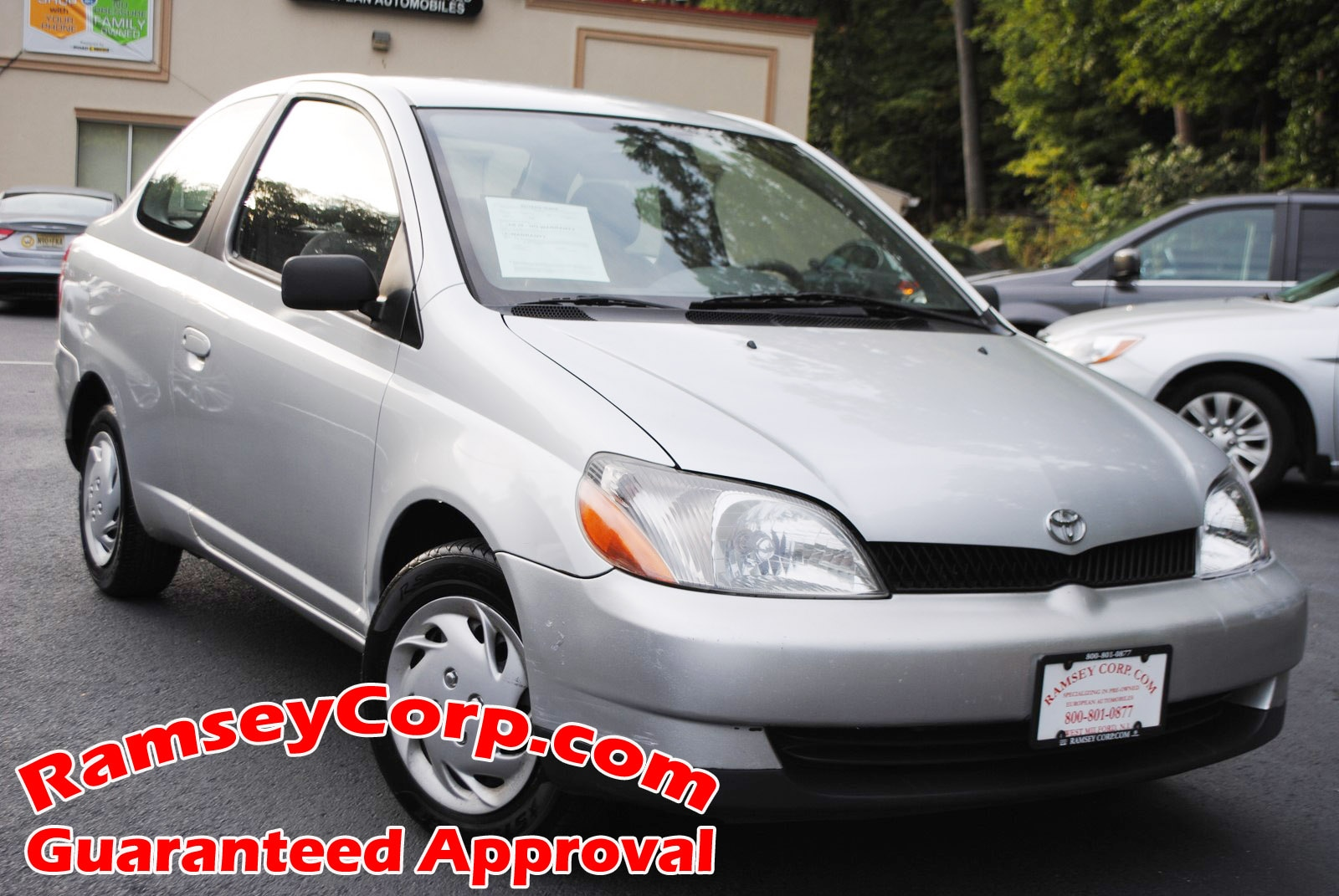 2002 Toyota Echo 1.5 Sedan