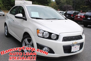 2015 Chevrolet Sonic LTZ 1.4