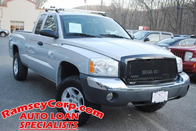 2005 Dodge Dakota SLT 3.7 Truck Club Cab