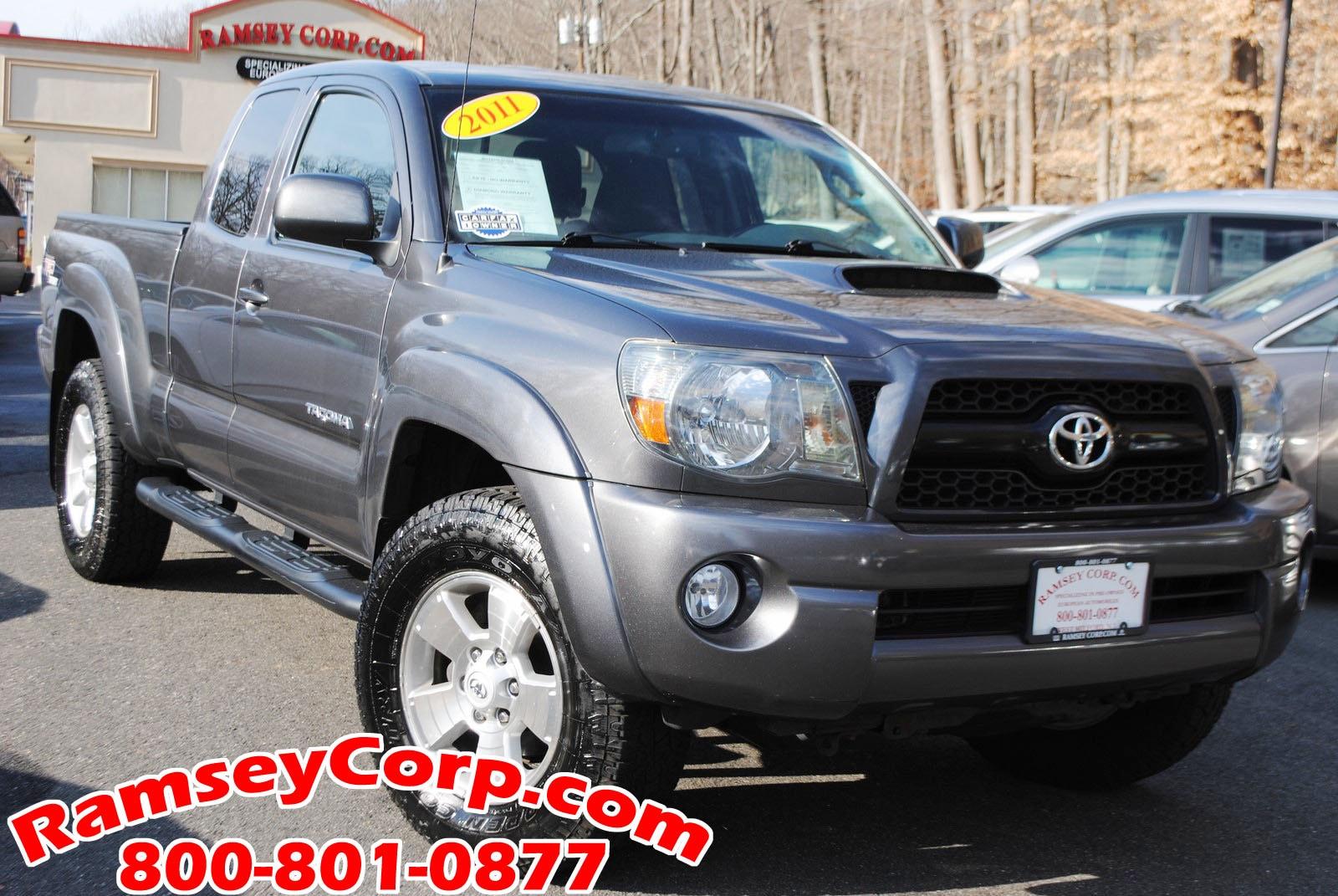 ... 2011 Toyota Tacoma 4.0 V6 Truck Access Cab ...