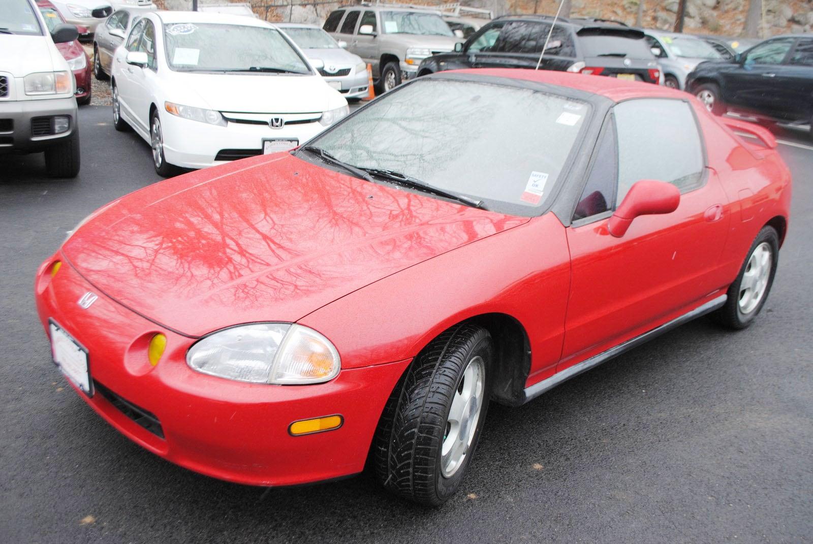 ... 1994 Honda Del Sol VTEC 1.6 Coupe ...