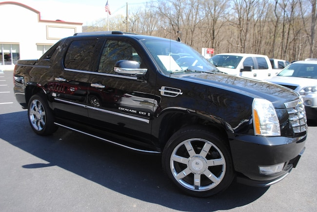 2008 Cadillac Escalade For Sale: Used 2008 CADILLAC ESCALADE EXT For Sale At Ramsey Corp