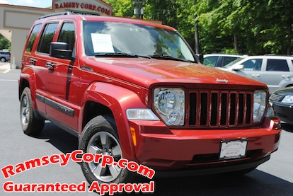 Used 2008 Jeep Liberty For Sale At Ramsey Corp Vin