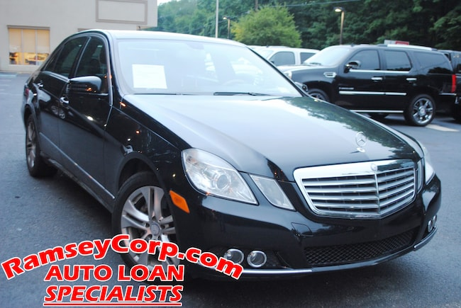 2010 Mercedes-Benz E-Class E350 4MATIC 3.5 Sedan