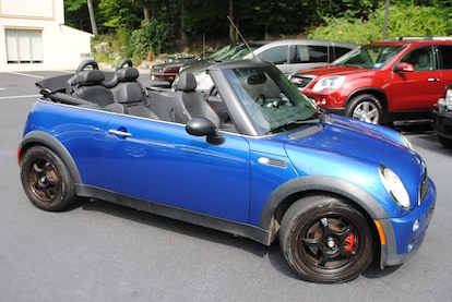 Used 2005 MINI Cooper For Sale at Ramsey Corp  | VIN
