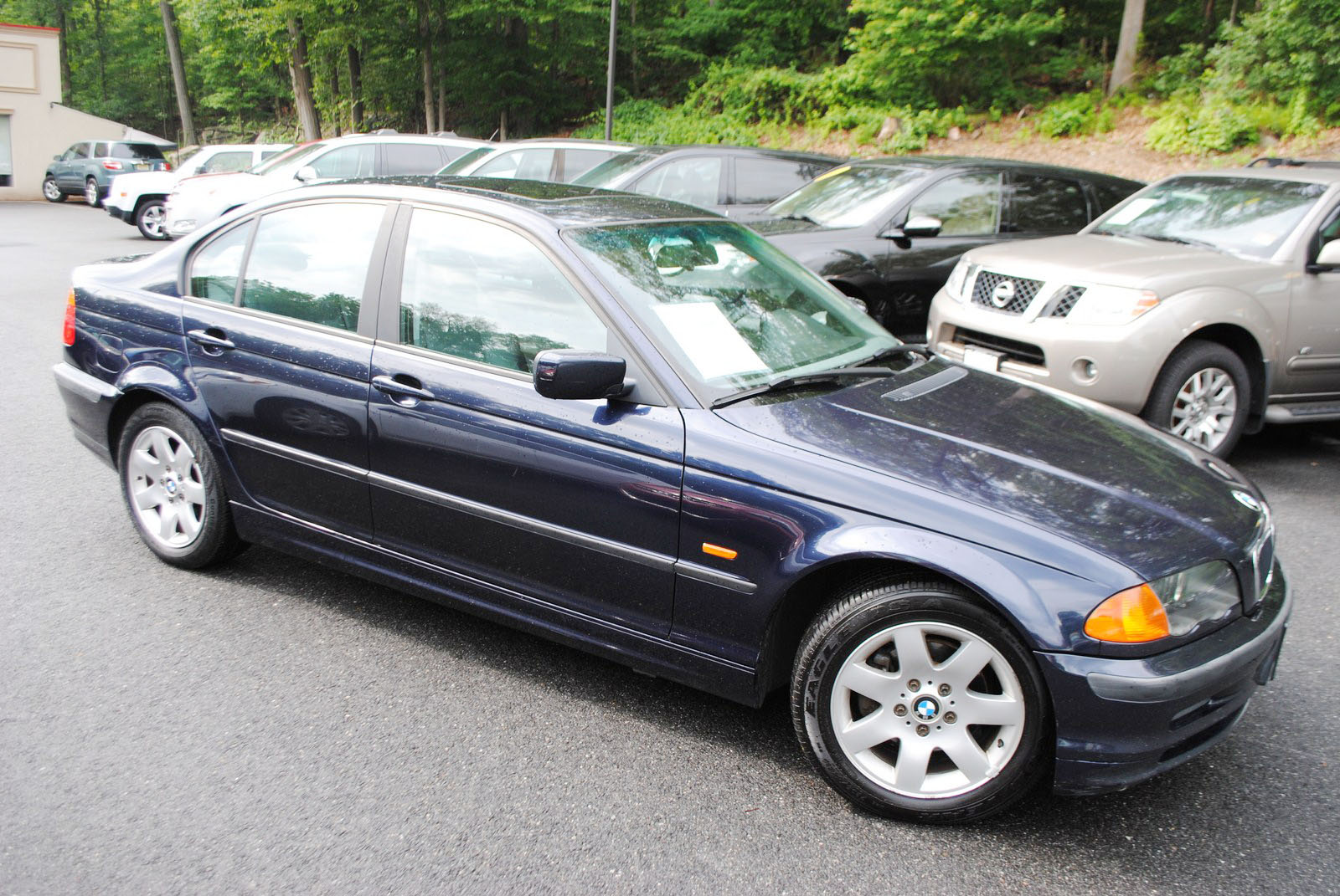 Used 2000 Bmw 323i For Sale At Ramsey Corp