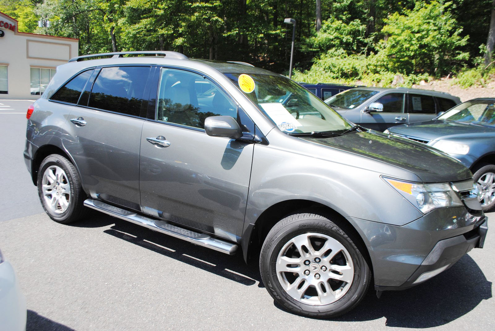 used 2007 acura mdx for sale west milford nj. Black Bedroom Furniture Sets. Home Design Ideas