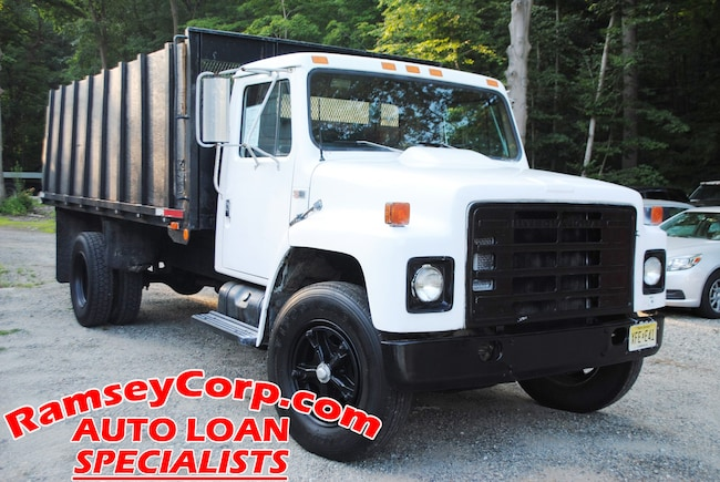 1986 International S Series 1654 6.9L Diesel Dump Truck