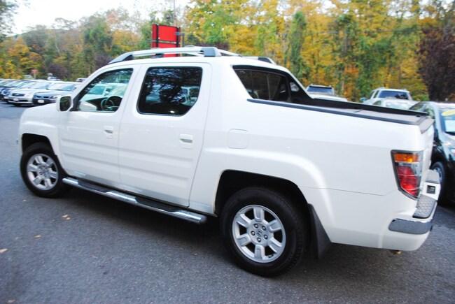 Used 2007 Honda Ridgeline For Sale   West Milford NJ