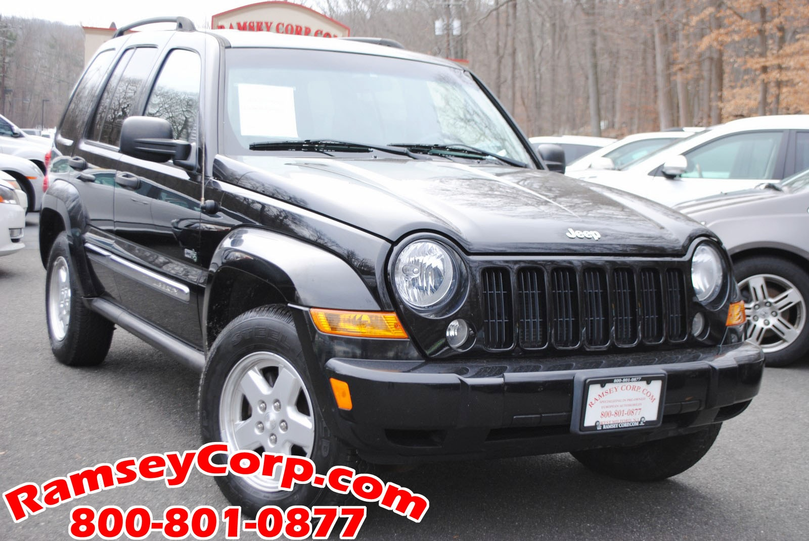Used 2006 Jeep Liberty For Sale at Ramsey Corp  | VIN
