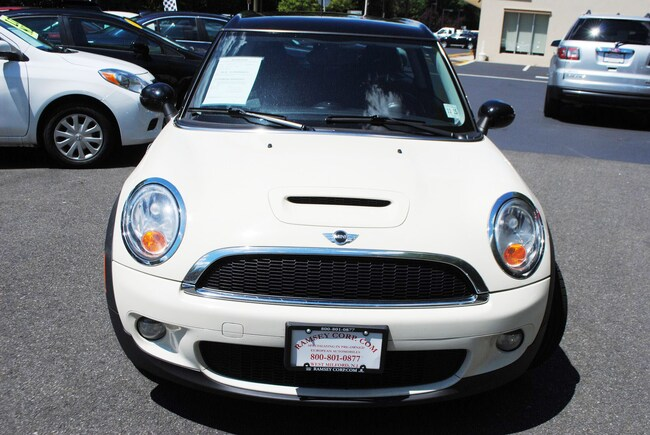 Used 2010 Mini Cooper S Clubman For Sale At Ramsey Corp Vin