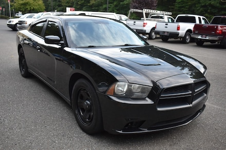 2012 Dodge Charger Police 5.7 Sedan