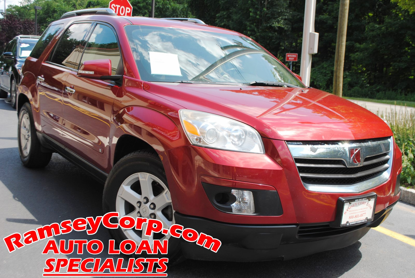 ... 2009 Saturn OUTLOOK XE 3.6 SUV ...