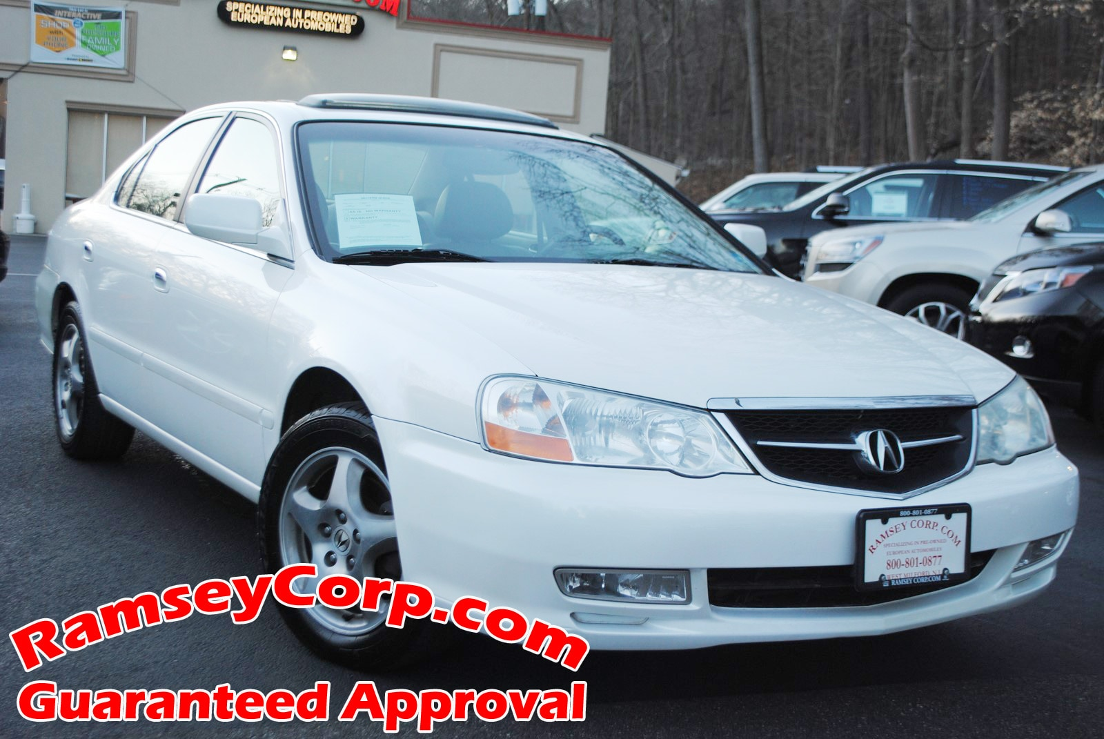 used 2003 acura tl for sale west milford nj rh ramseycorp com Acura TL Grill Acura TL Grill
