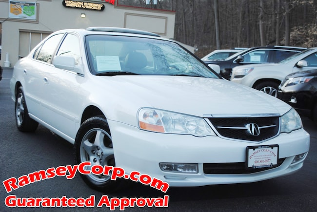 Used Acura TL For Sale West Milford NJ - 2003 acura tl for sale