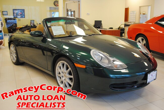 Used 2000 Porsche 911 For Sale   West Milford NJ