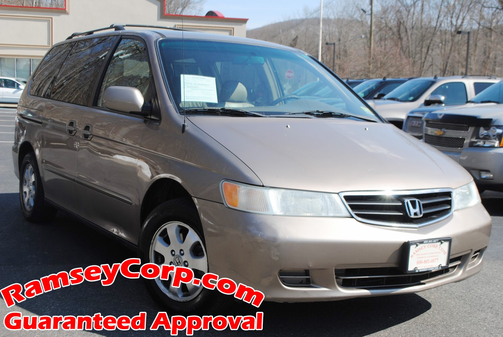 2004 Honda Odyssey EX L 3.5 Van