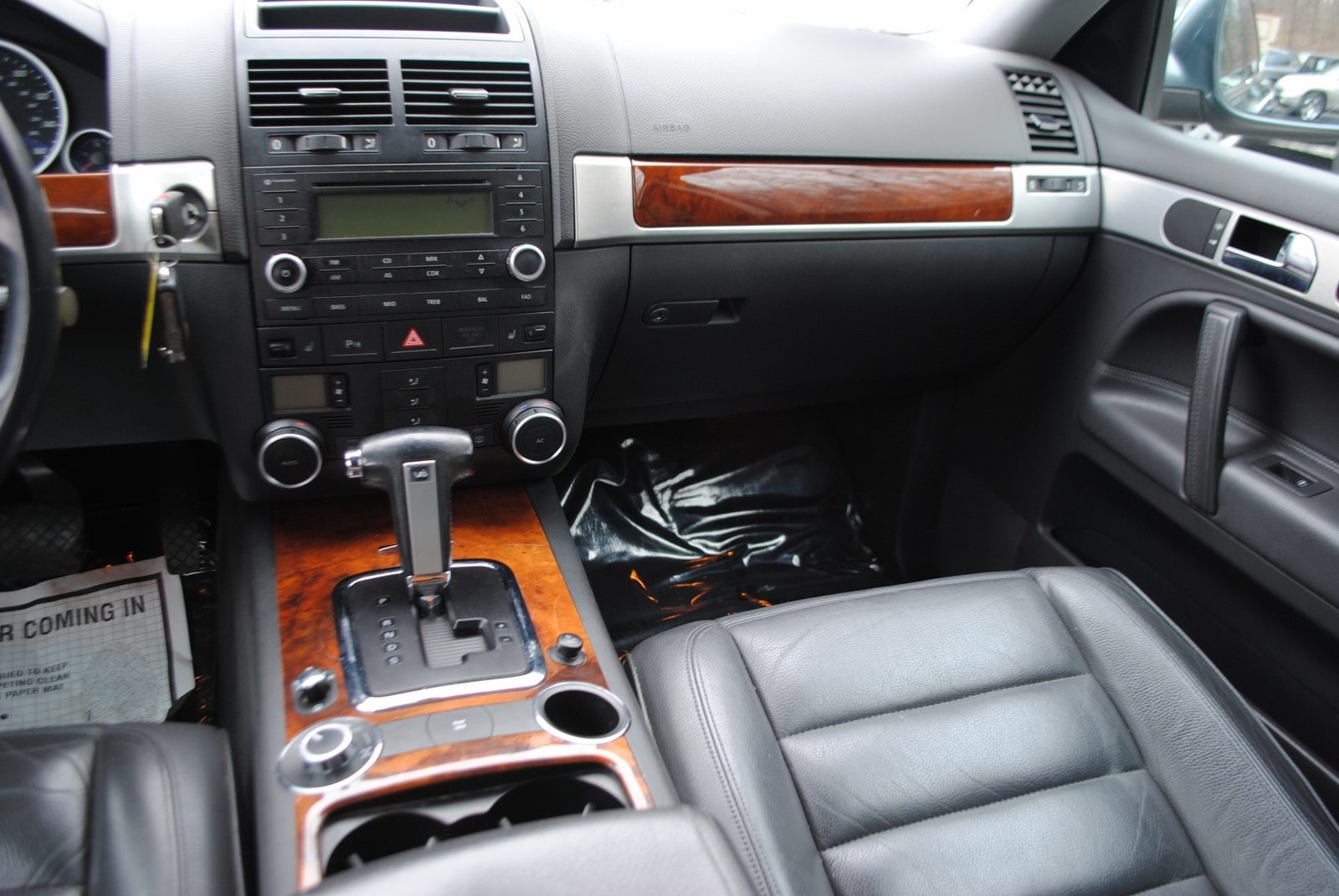 Used 2007 Volkswagen Touareg For Sale at Ramsey Corp    VIN