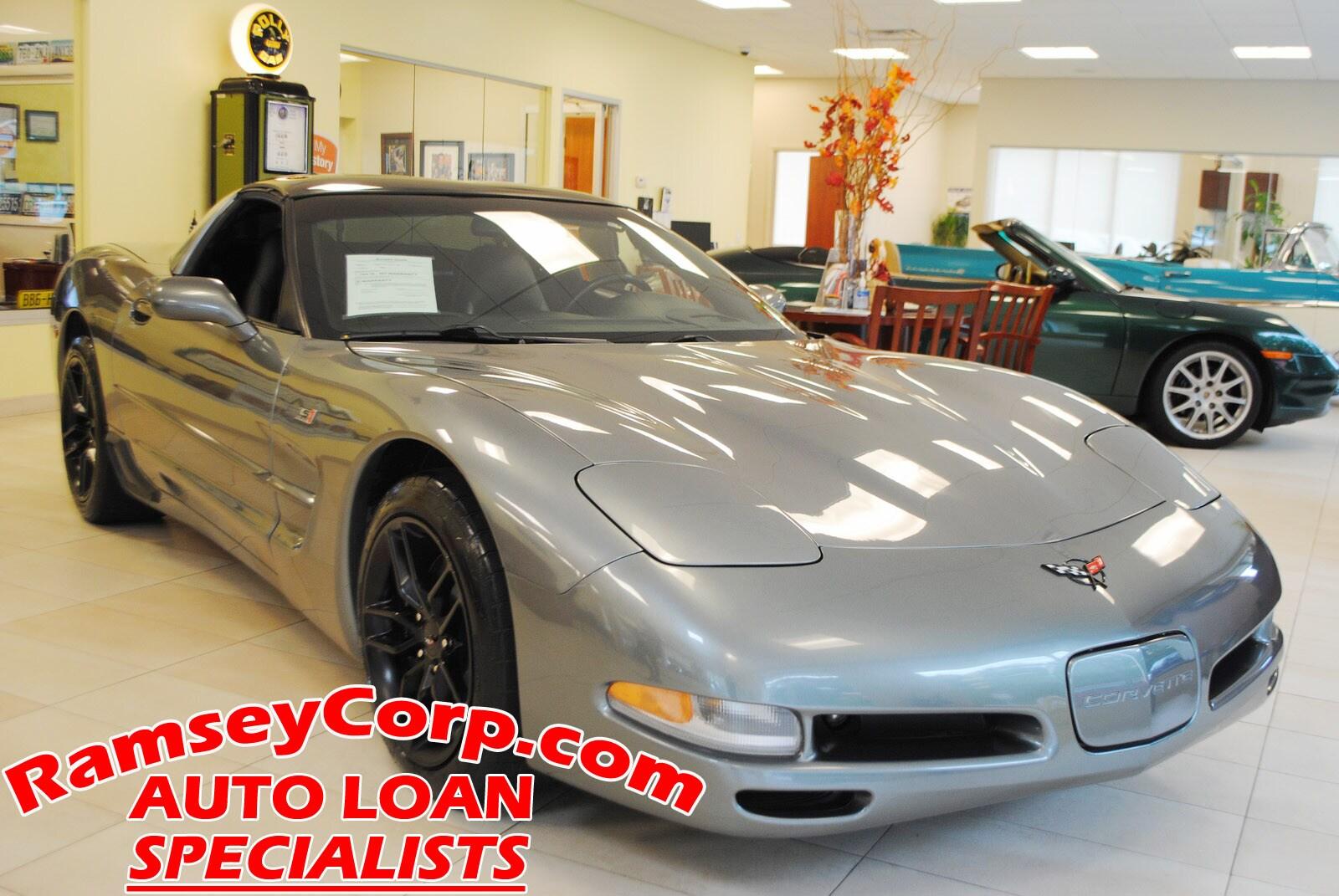 2004 Chevrolet Corvette 5.7 Coupe