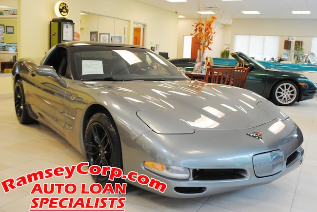 2004 Chevrolet Corvette 5.7 Coupe