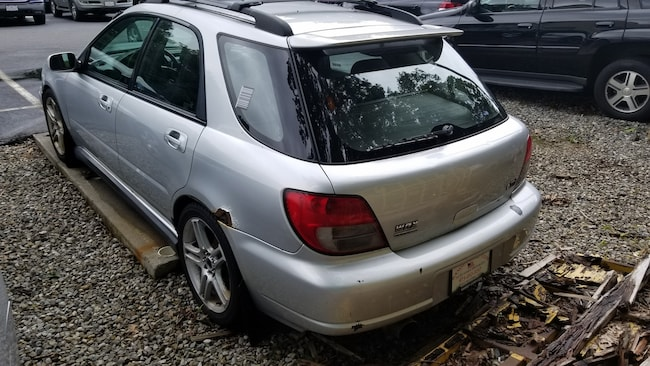impreza 2002 wagon wrx