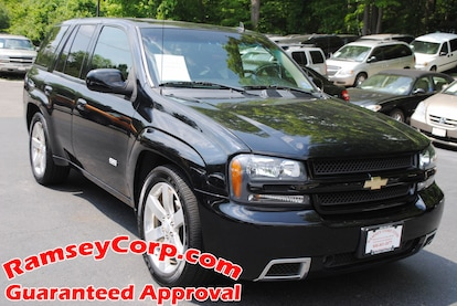 Used 2006 Chevrolet TrailBlazer For Sale at Ramsey Corp