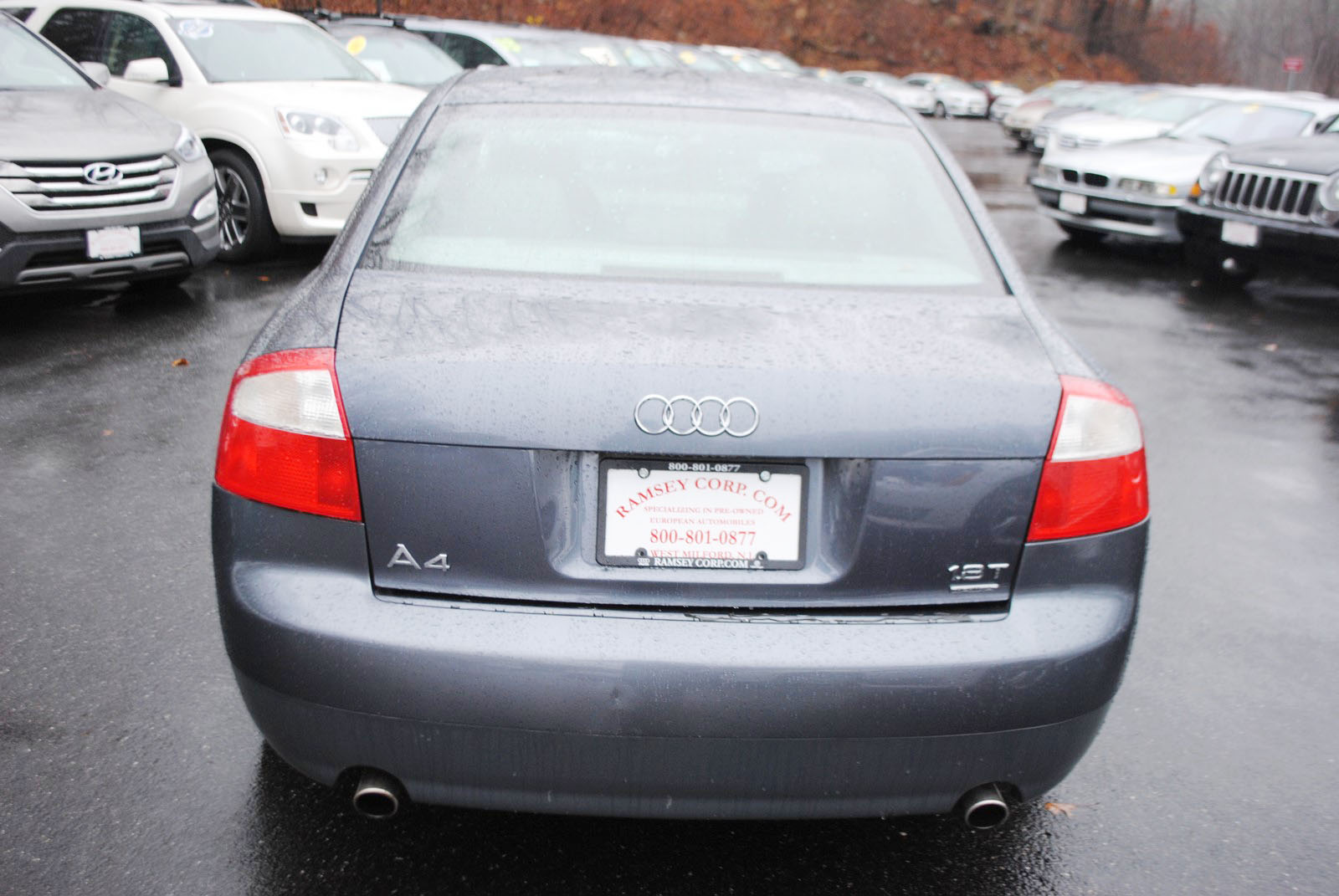 Used 2003 Audi A4 For Sale At Ramsey Corp