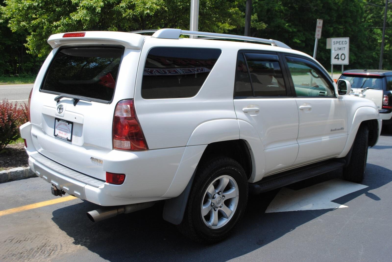 ... 2003 Toyota 4Runner SR5 Sport 4.0 SUV ...