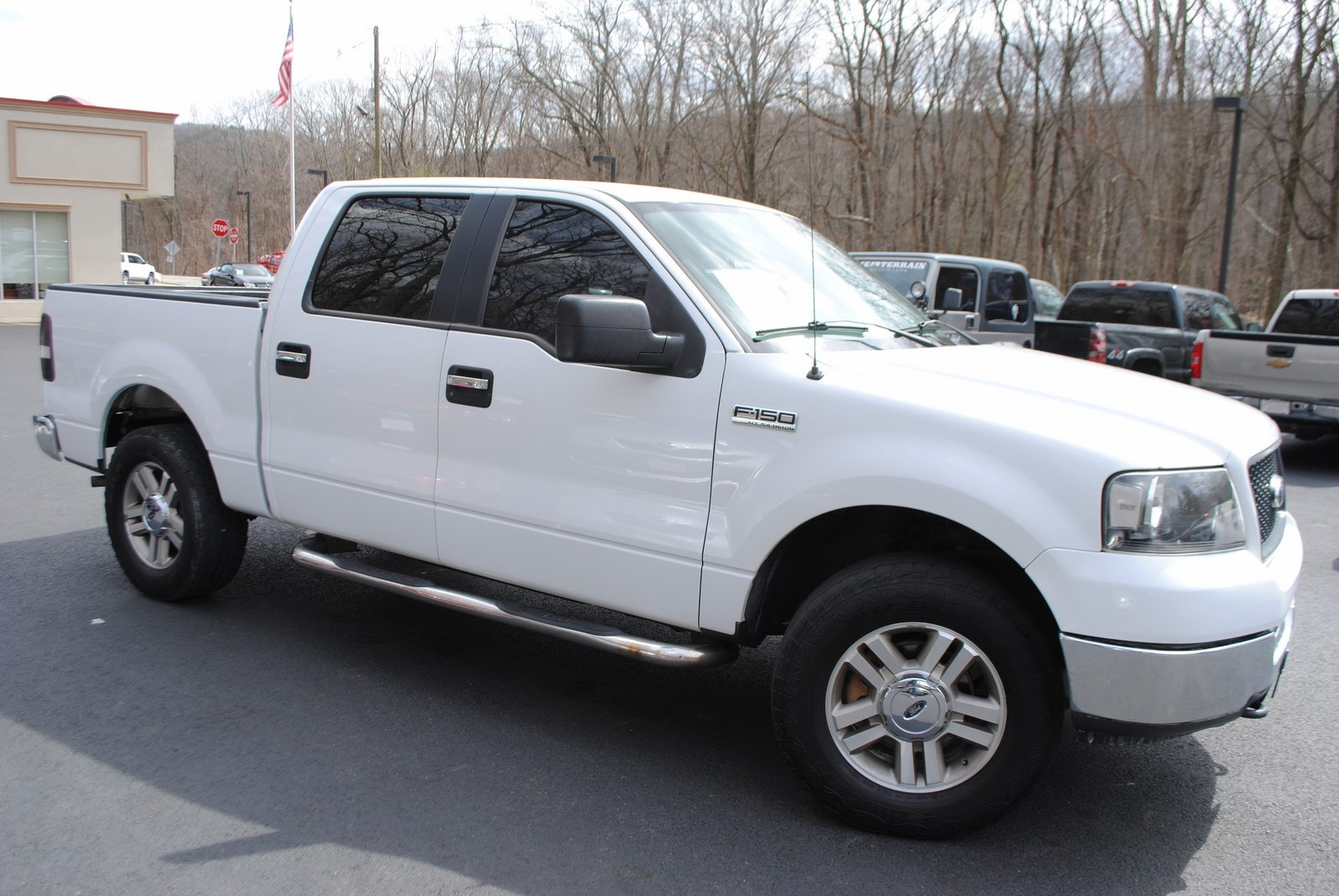 used 2005 ford f 150 supercrew for sale west milford nj. Black Bedroom Furniture Sets. Home Design Ideas