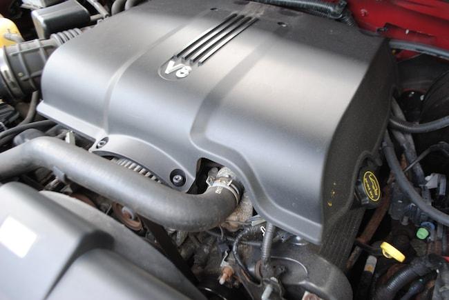 2002 mercury mountaineer engine 4.6l v8