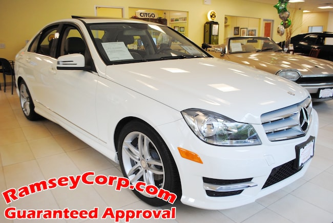 Used 2012 Mercedes Benz C Class For Sale At Ramsey Corp Vin