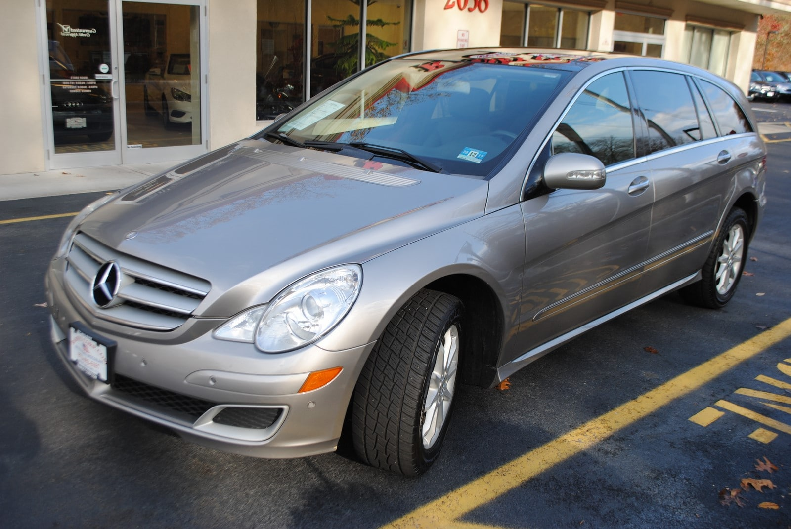 used 2007 mercedes benz r class for sale west milford nj rh ramseycorp com 2007 R350 4MATIC 2007 Mercedes R350 MPG