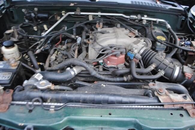 2002 xterra manual transmission