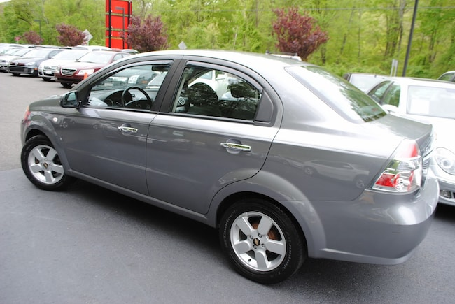 Used 2008 Chevrolet Aveo For Sale At Ramsey Corp Vin