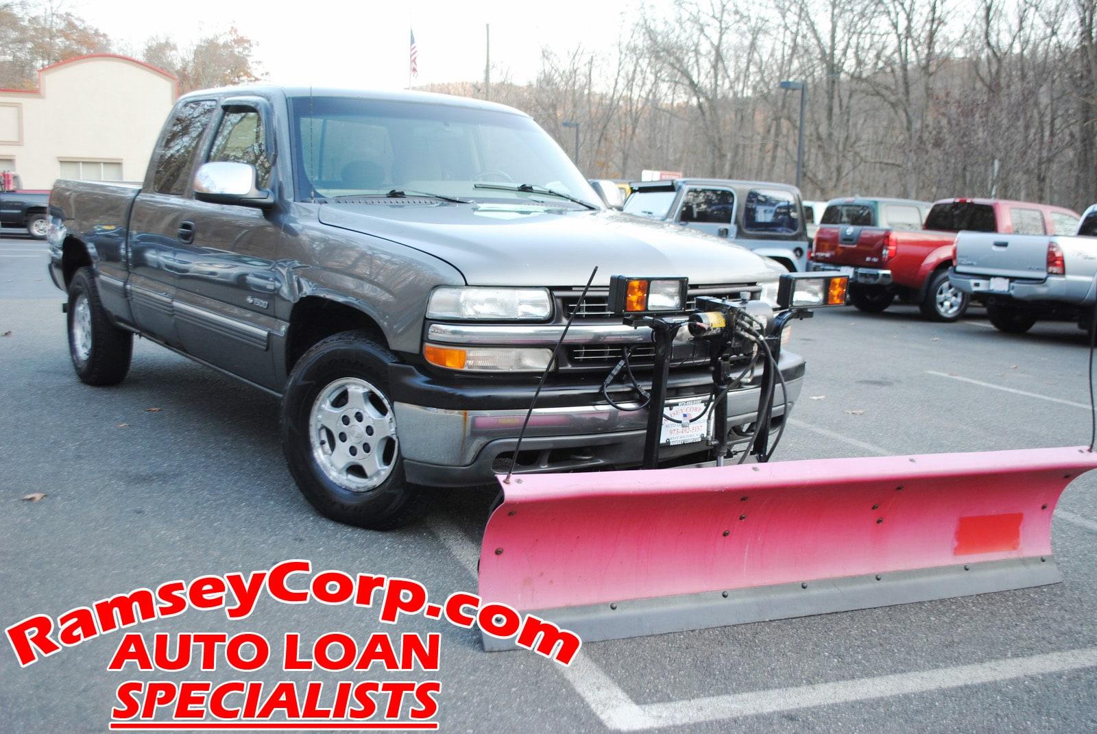 Used 2000 Chevrolet Silverado 1500 For Sale at Ramsey Corp    VIN
