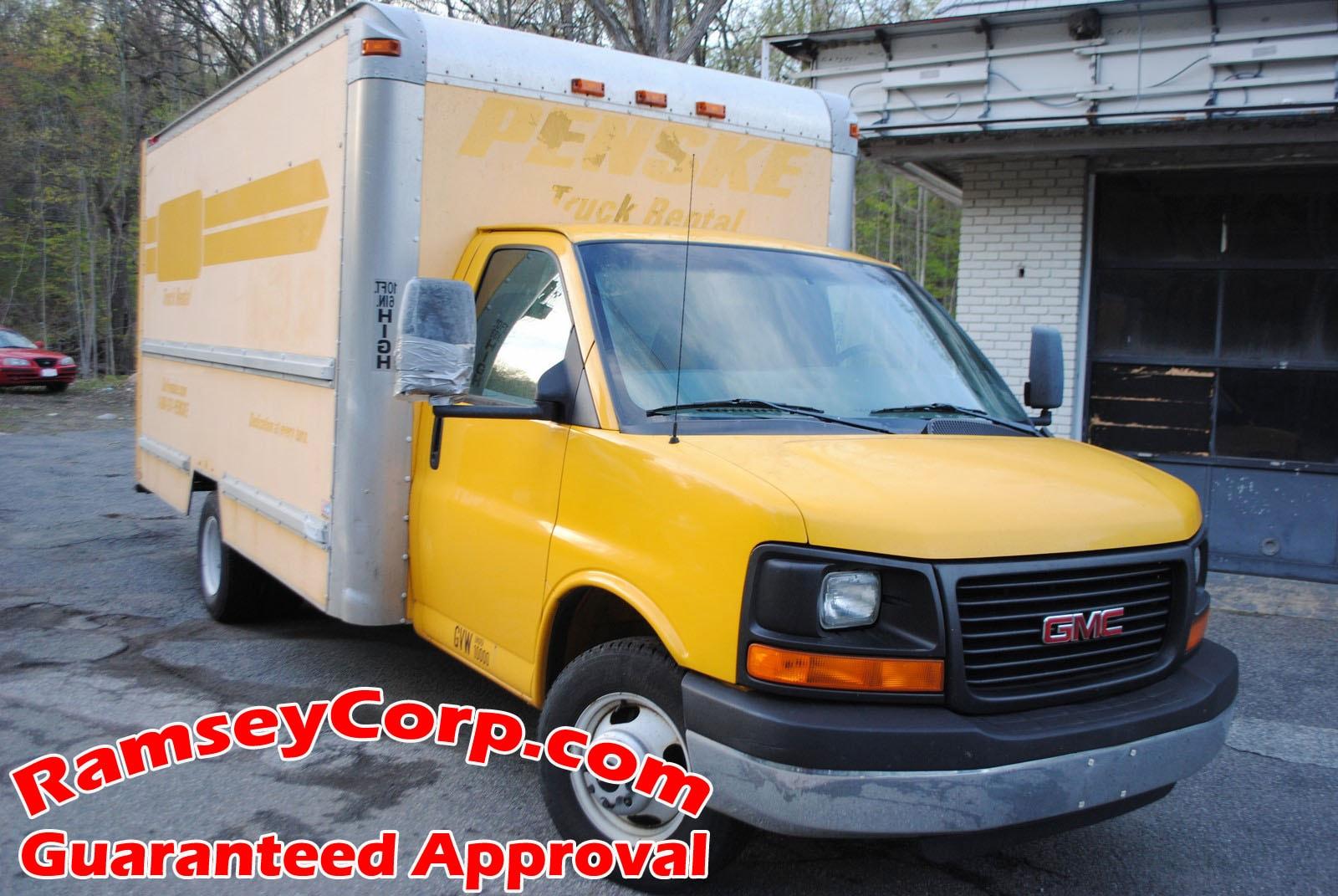 used 2006 gmc savana cutaway for sale west milford nj rh ramseycorp com 2006 GMC Savana Conversion Van 2009 GMC Savanna