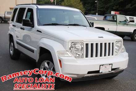 2012 Jeep Liberty Sport 4x4 3.7 SUV