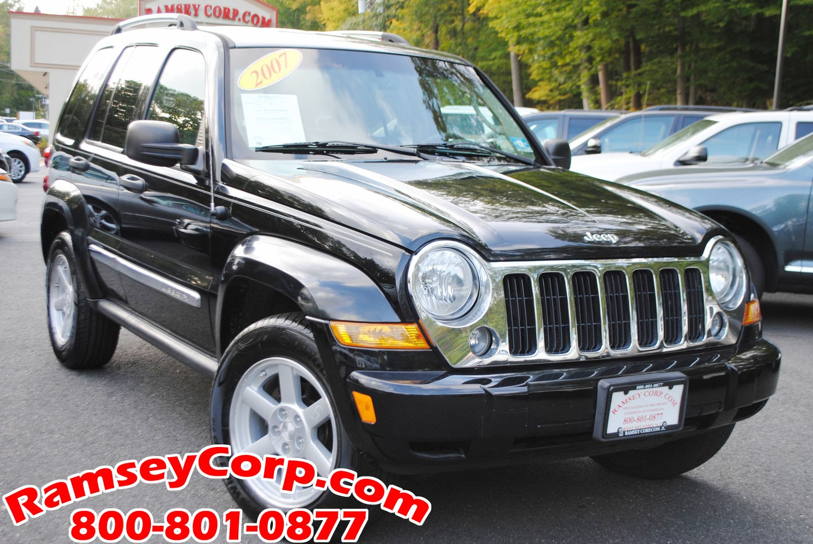 Awesome ... 2007 Jeep Liberty Limited Edition 3.7 SUV ...