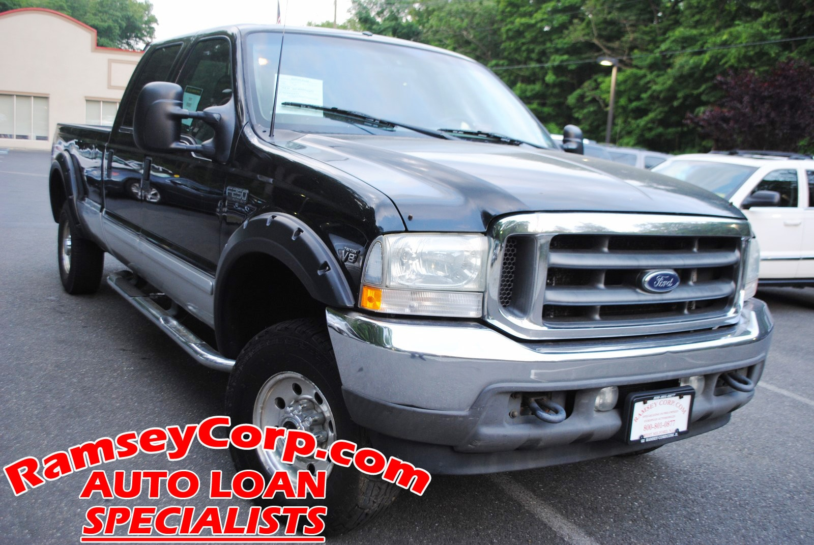 used 2002 ford f 250 for sale west milford nj rh ramseycorp com Ford F-250 Custom Bumpers Ford F 250 Diesel Maintenance