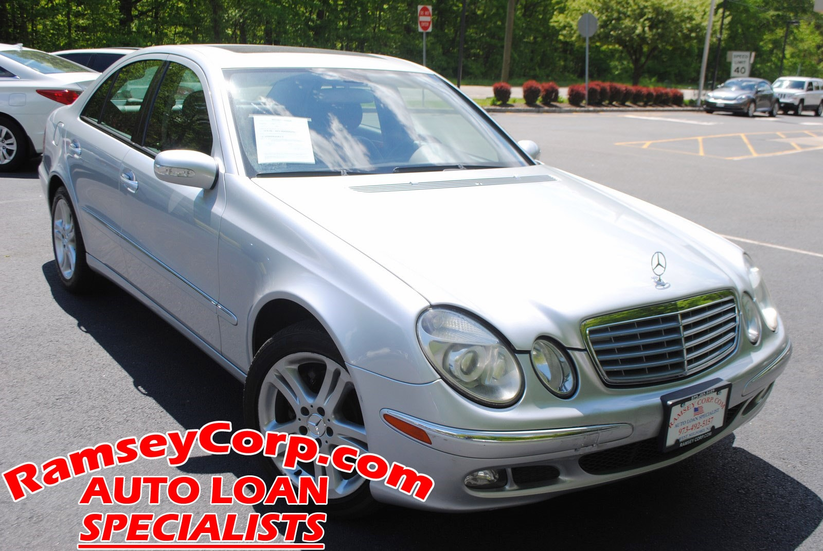Used 2006 Mercedes-Benz E-Class For Sale at Ramsey Corp