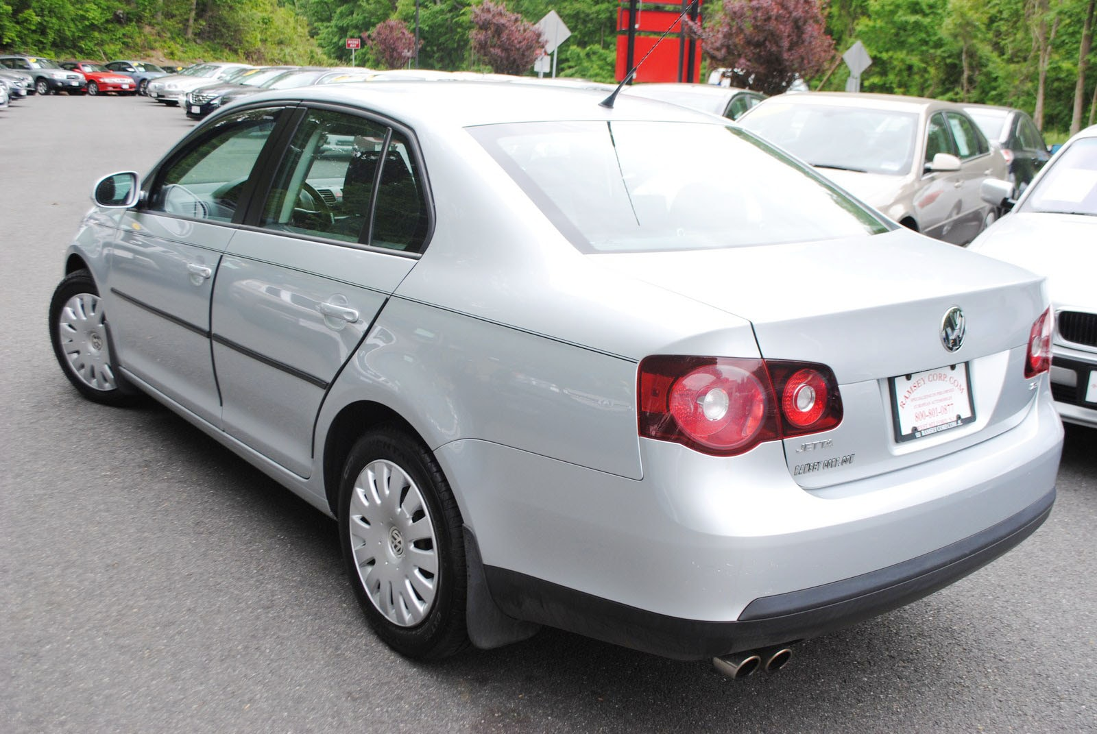 Used 2009 Volkswagen Jetta For Sale at Ramsey Corp    VIN