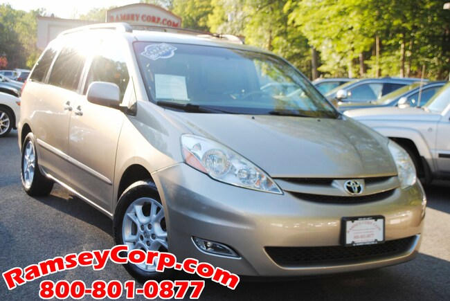 ac8ff60bb9 Used 2006 Toyota Sienna For Sale at Ramsey Corp.