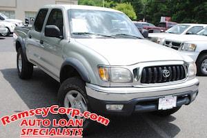 2001 Toyota Tacoma 3.4