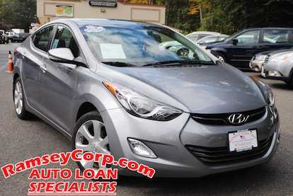 Used 2013 Hyundai Elantra For Sale at Ramsey Corp    VIN