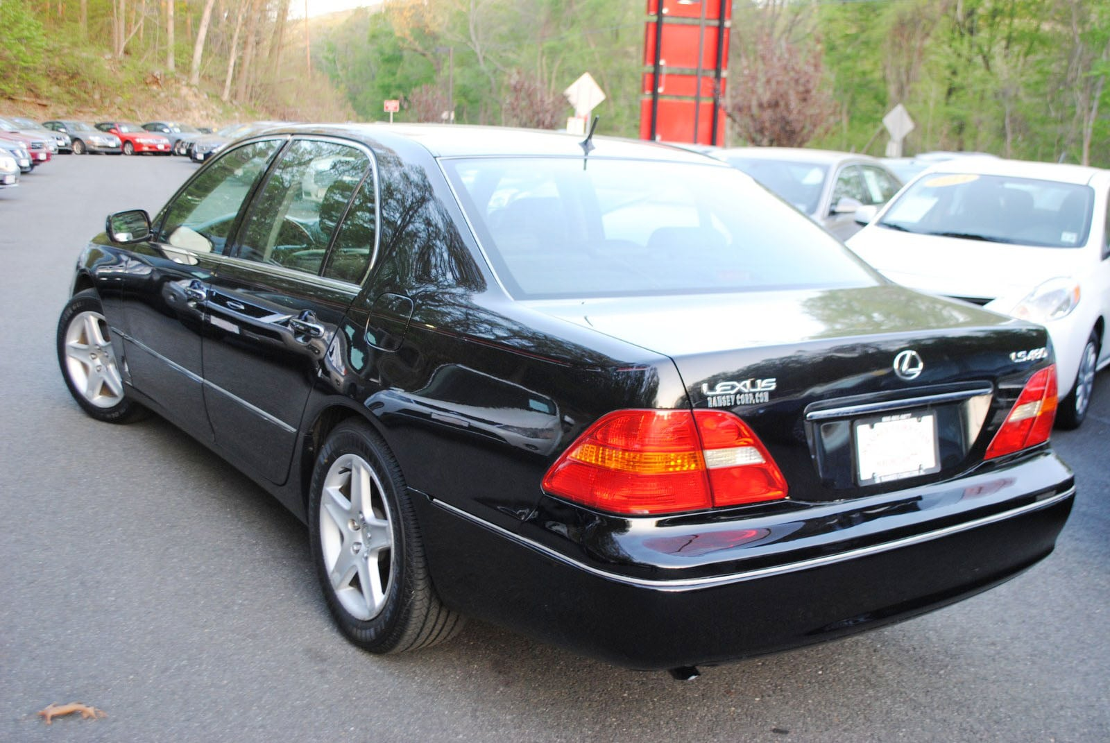 Used 2001 LEXUS LS 430 For Sale at Ramsey Corp    VIN