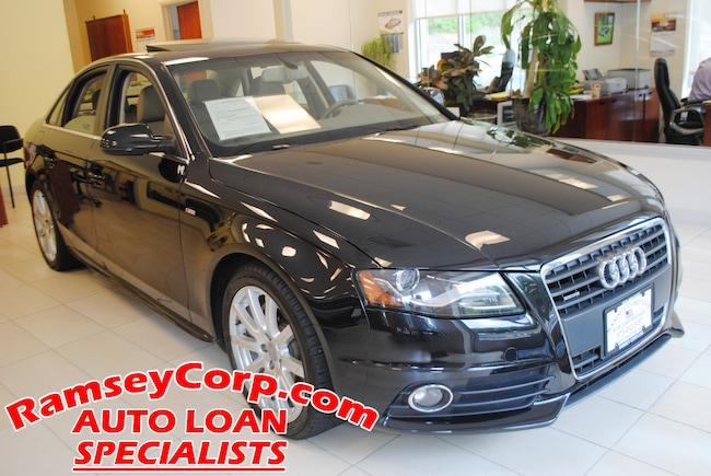 2012 Audi A4 Premium 2.0T Sedan