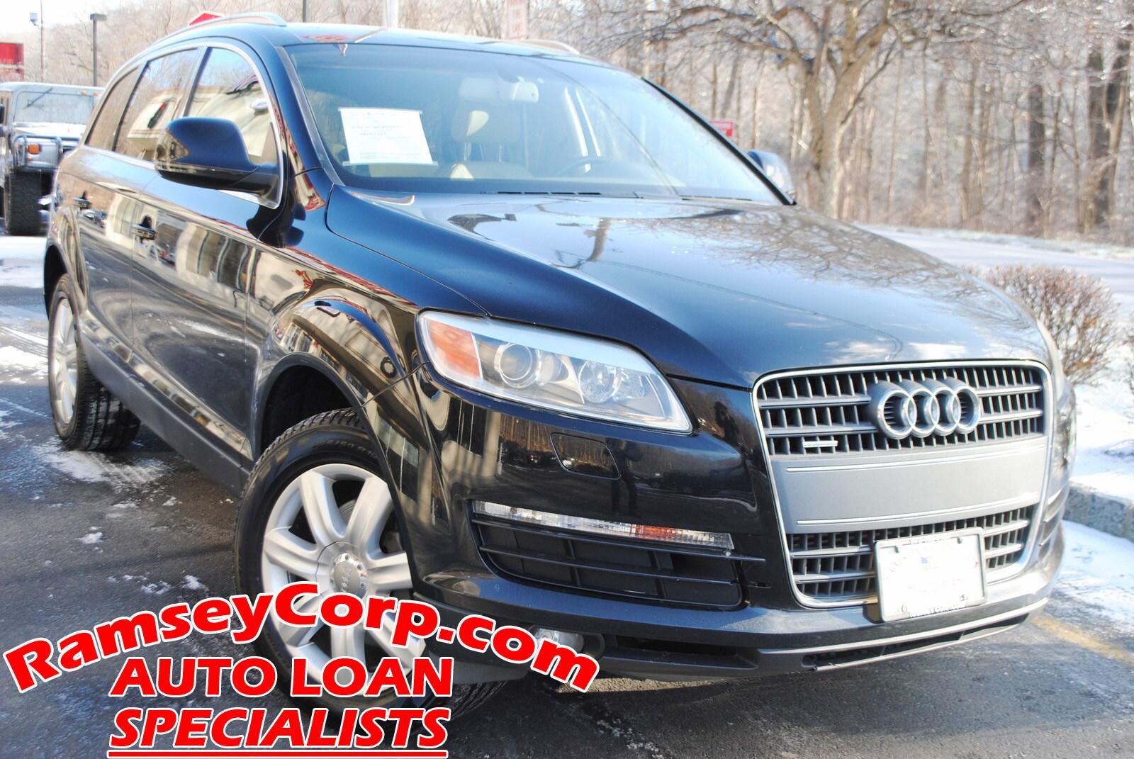 2007 Audi Q7 Premium 3.6  SUV