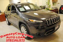 2017 Jeep Cherokee Limited 4x4 3.2 SUV
