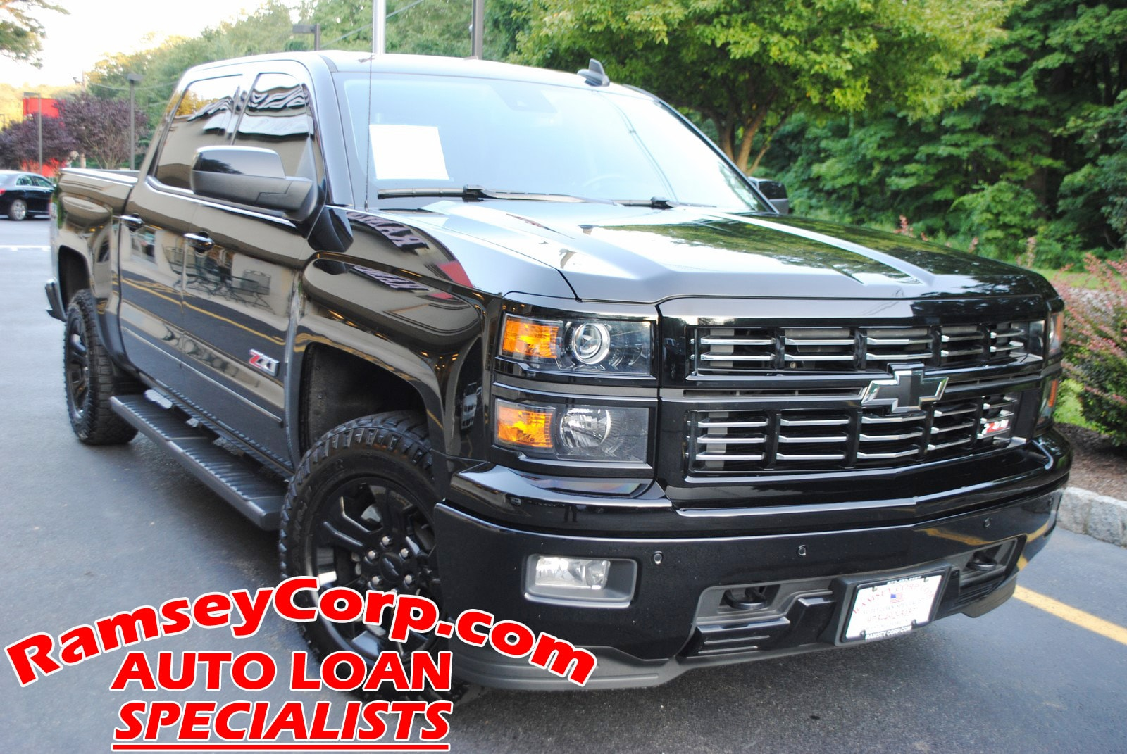 Used 2015 Chevrolet Silverado 1500 For Sale At Ramsey Corp